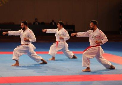Karateçilərimiz İstanbulda 4 medal qazandı