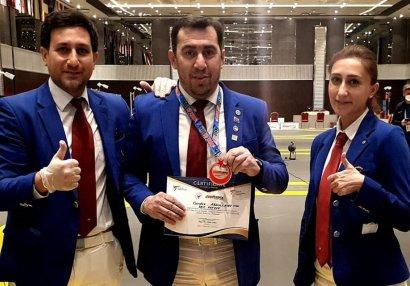 """""""Turkish Open"""": Abdullayev Türkiyədə ən yaxşı seçildi"""