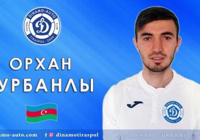 Azərbaycanlı futbolçu Moldova klubunda