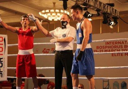 Beş boksçumuz Boğaziçi turnirində finala yüksəldi