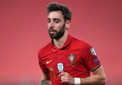 Portuqaliyanın ulduzu millimizlə oyundan danışdı