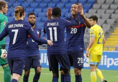 DÇ-2022: Fransanın qələbəsi - VİDEO