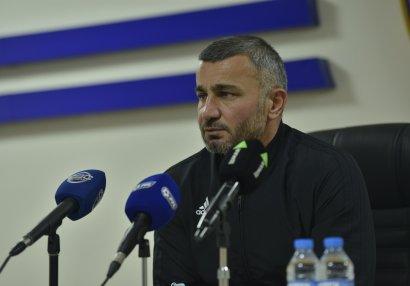 Qurban Qurbanov Serbiya mətbuatına danışmaqdan imtina etdi