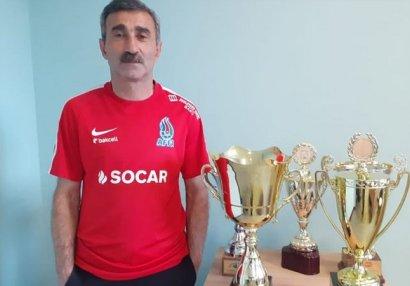 AFFA Əhmədovu məşqçi kursuna göndərdi, iş söz verdi
