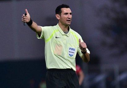 Rauf Cabarov I Diviziona göndərildi