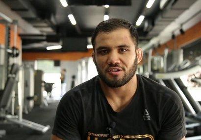 Azərbaycanın MMA döyüşçüsü növbəti görüşünə çıxır