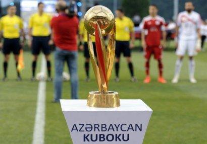 Azərbaycan Kuboku: İlk yarımfinal oyunlarının cədvəli