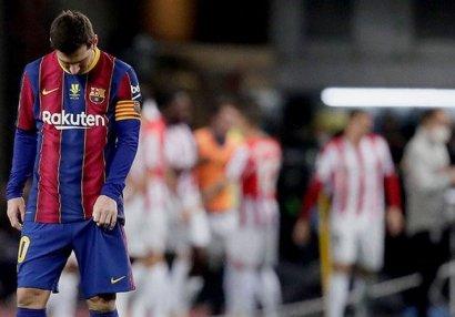 Messi Ronaldunun gedişindən sonra