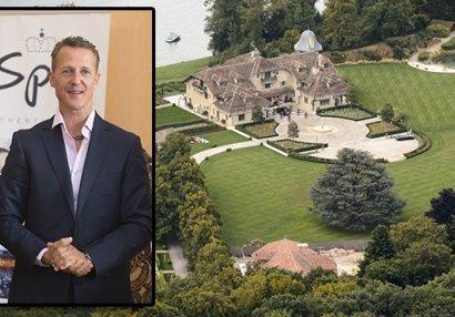 Şumaxerin evi satışa çıxarıldı