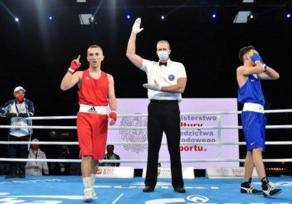 Dünya birinciliyi: Daha 2 boksçusumuz 1/4 finalda