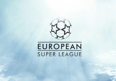 İngiltərə klubları geri addım atdı: Avropa Super Liqasından çıxırlar