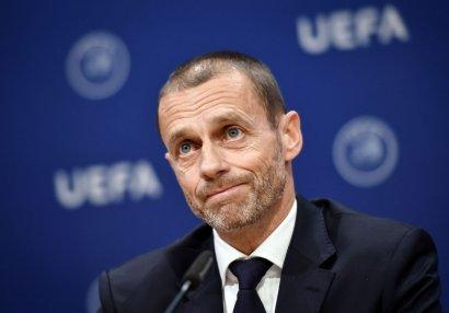UEFA klubları bağışladı: