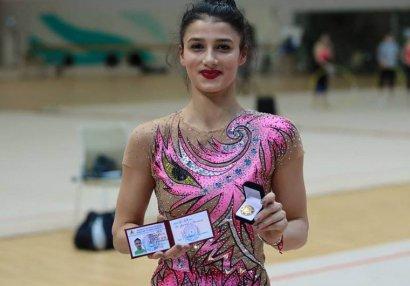 EOC azərbaycanlı gimnastdan yazdı