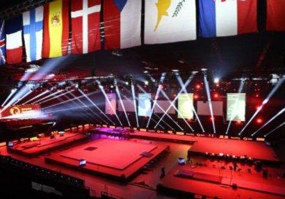 Gimnastımız Avropa çempionatında 7-ci oldu