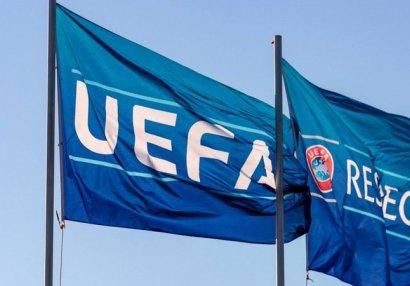 UEFA boykot aksiyasına qoşuldu