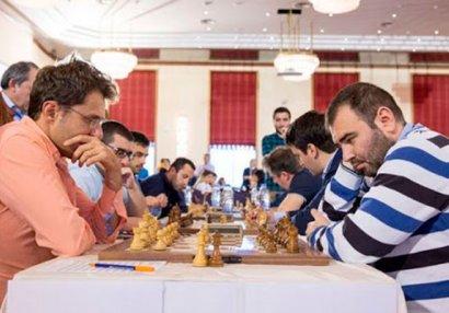 Çempionlar Turu: Məmmədyarov Aronyana qarşı