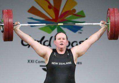 Tarixdə ilk dəfə: Transgender olimpiadaya vəsiqə qazandı