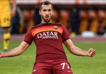 Mourinyodan məşhur erməni futbolçuya ağır zərbə