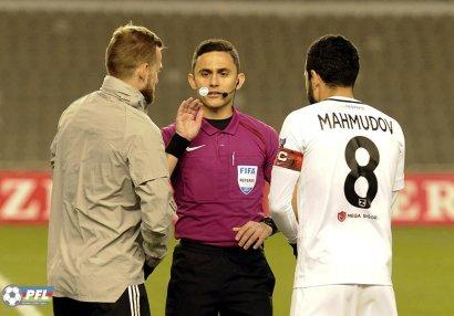 """""""Səbail"""" – """"Neftçi"""" matçını FIFA referisi idarə edəcək"""