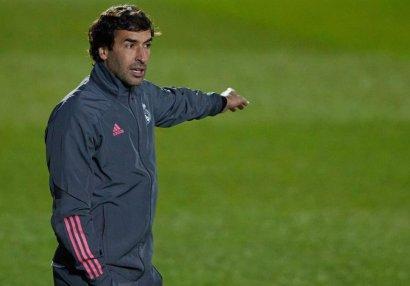 Raul Bundesliqa klubuna baş məşqçi təyin olunur