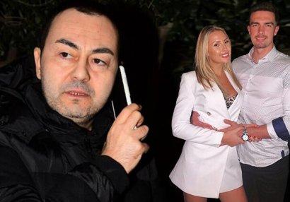 Sərdardan boşandı, futbolçu ilə sevgili oldu - FOTOLAR