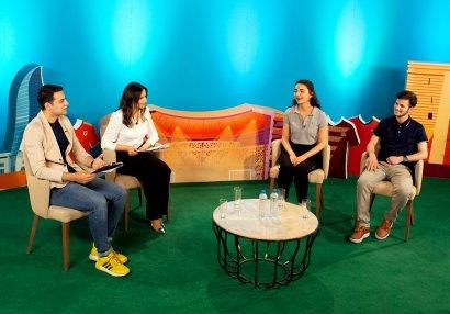 """""""Euro-2020 Volunteer Digital Kick-off"""" tədbiri təşkil olunub - FOTOLAR"""