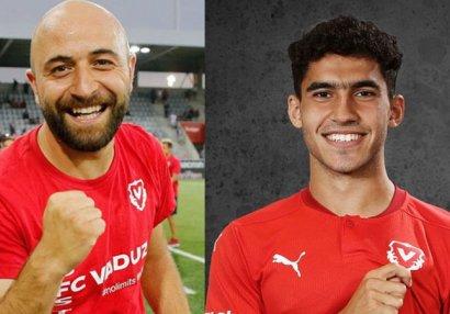 """""""Sumqayıt"""" Lixtenşteyndən iki türk futbolçu gətirir"""