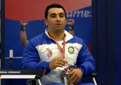 Ağır atletimiz Dünya kubokunun bürünc medalını qazandı