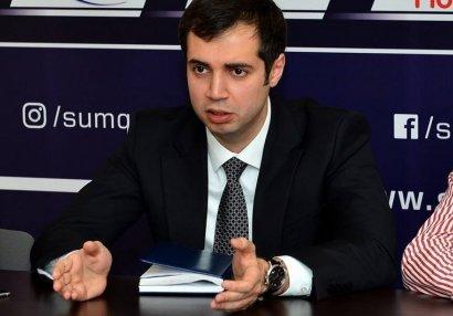 """Riad Rəfiyev: """"Kimsə deyə bilməz ki, """"Sumqayıt"""" buna layiq deyildi"""""""