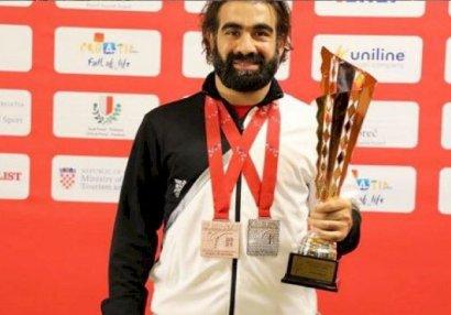 Rafael Ağayevin Olimpiadada iştirakı rəsmiləşdi