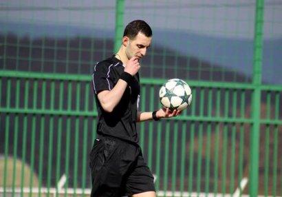 Türkiyə - Azərbaycan oyununa hakim təyinatı
