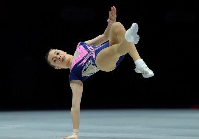 Dünya çempionatı: Gimnastımız çıxışını başa vurdu