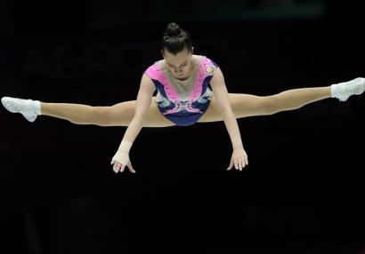 Azərbaycan gimnastı:
