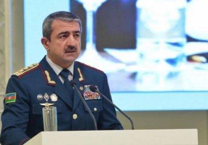 General Rüstəm Orucovun rütbəsini qaldırdı - FOTO