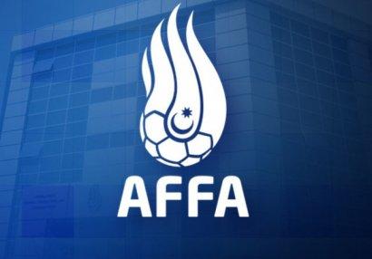 AFFA-nın İcraiyyə Komitəsinin qərarları açıqlandı