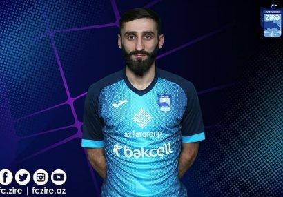 """""""Zirə""""nin futbolçusu əməliyyat olundu"""