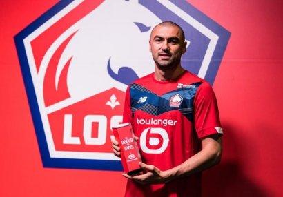 Türk hücumçu Fransa klubunun ən yaxşısı seçildi