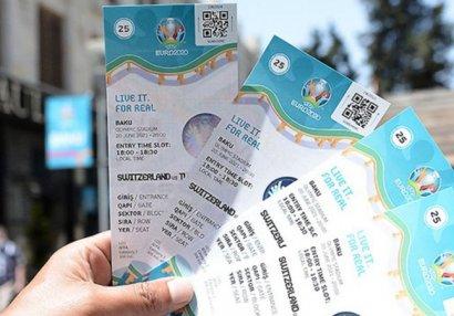 AVRO-2020: Bakıdakı oyunlar üçün satılan biletlərin sayı