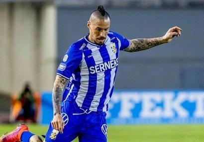 Marek Hamşik Superliqa klubunda