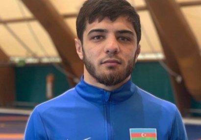 Hacımurad Hacıyev bürünc medal aldı