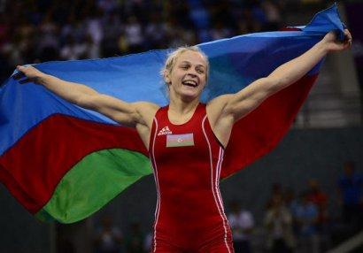 Mariya Stadnik finalda!