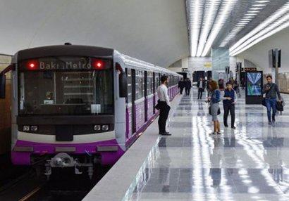 DİQQƏT! Bakı metrosunun iş rejimi dəyişir
