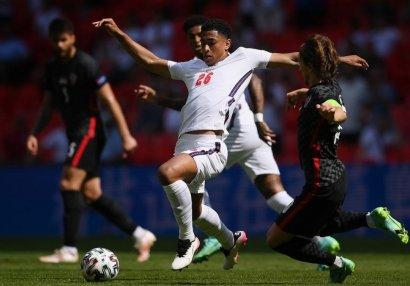 AVRO-2020: İngilis futbolçu Xorvatiya ilə oyunda rekord qırdı