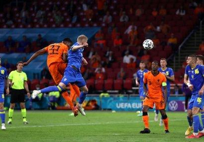 AVRO-2020: Niderland və Ukrayna millisindən rekord