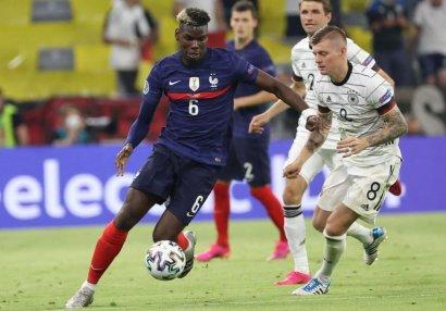 Fransa - Almaniya matçının ən yaxşısı kim oldu?