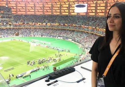 """11 stadionun gözəlləri: Siyahıda """"CBC Sport""""un aparıcısı da var - FOTOLAR"""
