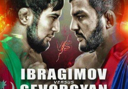 Azərbaycanlı MMA döyüşçüsü erməni rəqibini məğlub etdi - VİDEO