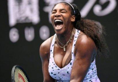 Serena Uilyams Tokio Olimpiadasında iştirak etməyəcək