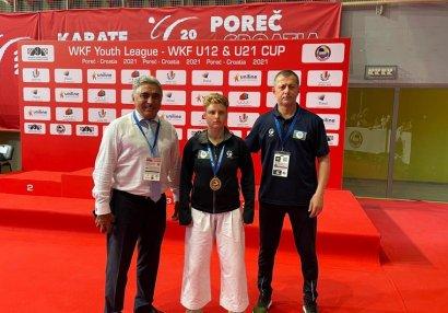 Karateçilərimizdən 8 medal