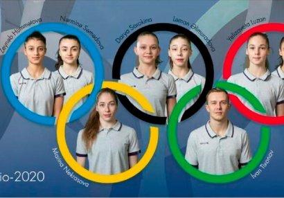 Азербайджанские гимнасты готовятся к самому важному соревнованию